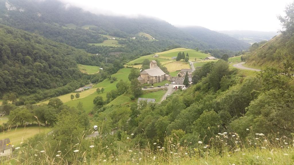 L'église de Saint-Engrâce