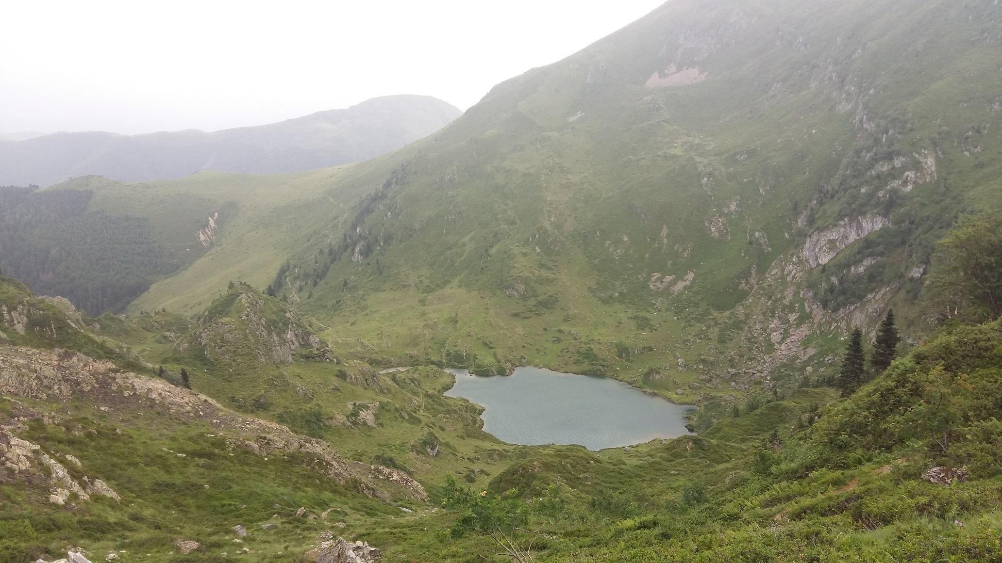 L'étang d'Ayes