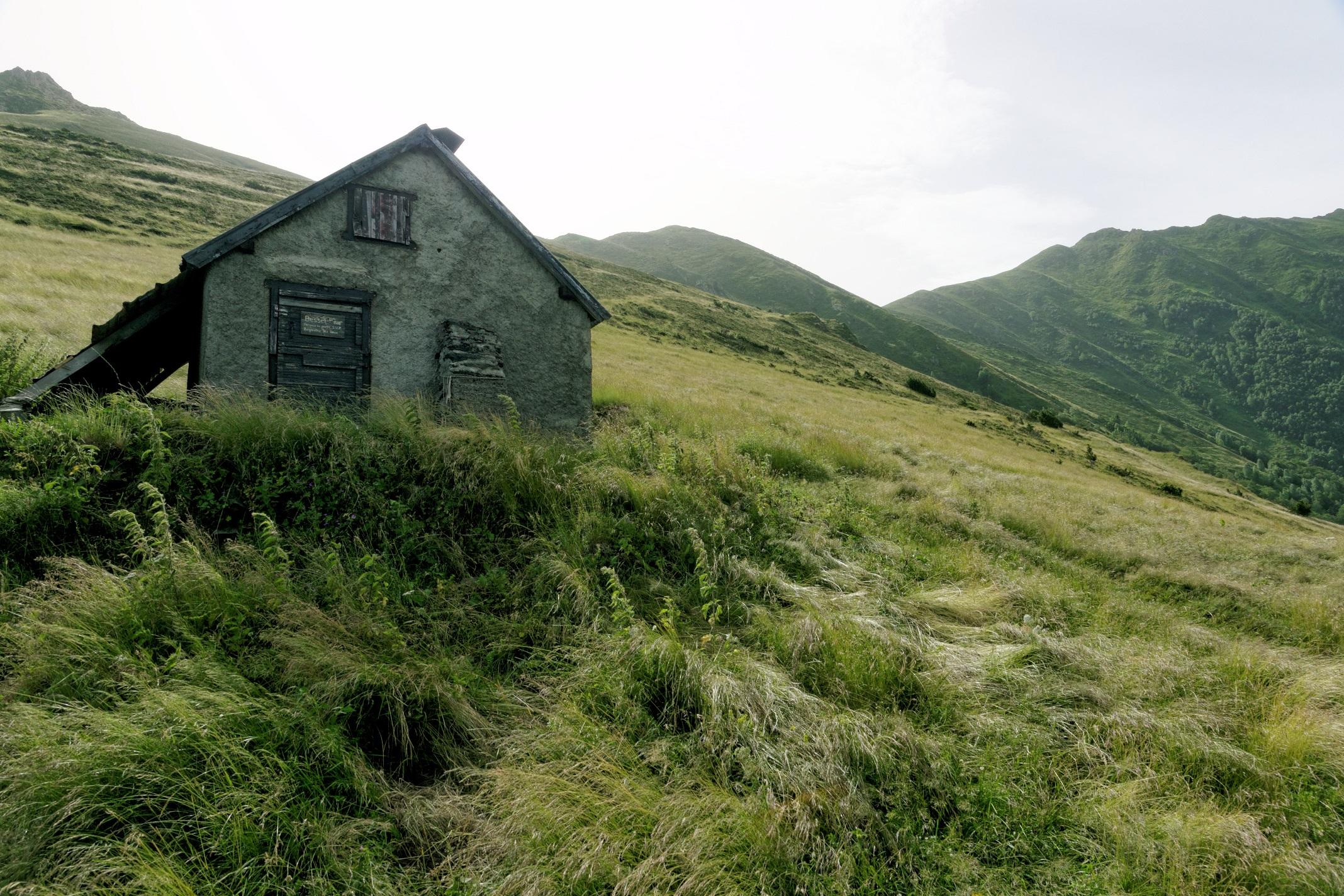 La cabane de Besset