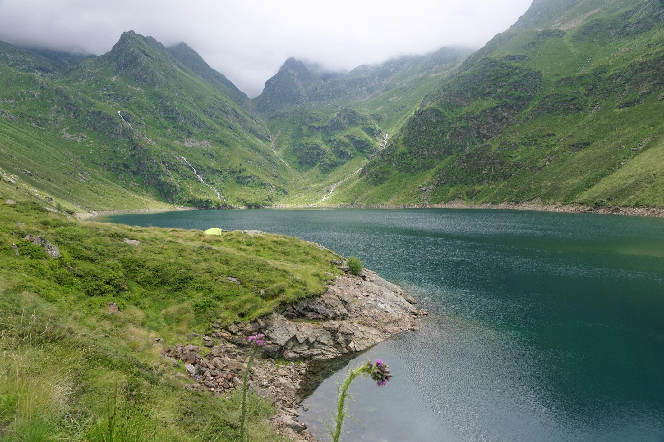 L'étang d'Izourt
